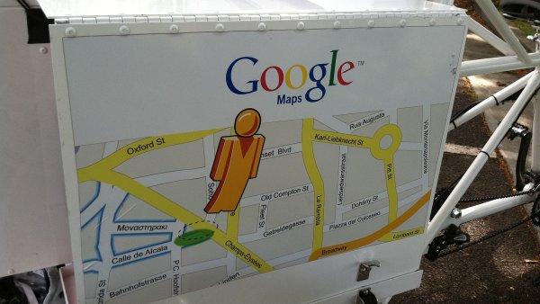 Google bude možná v budoucnu doručovat balíčky pomocí bezpilotních dodávek - Ilustrační foto.