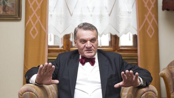 TOP 09 chce s ODS jednat o možné koalici v Praze. Bohuslavu Svobodovi nabízí post primátora.