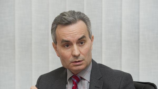 Ruský obchodní zástupce Sergej Kuzmič Stupar.