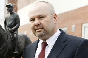 Martin Korba, ředitel akciové společnosti Dostihový spolek
