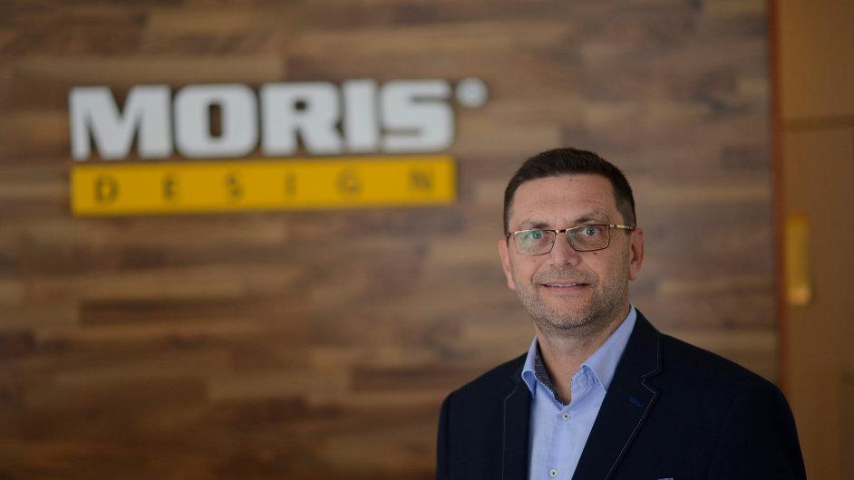 Radomír Klofáč založil firmu před 19 lety. Dnes podnik patří mezi největší na trhu