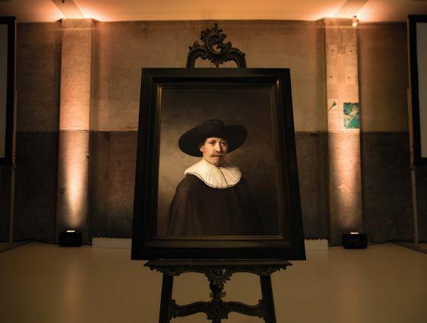 """Nový"" Rembrandt"