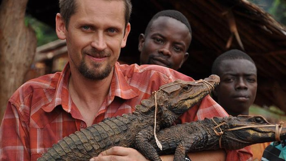 Expedice Neuron: Za tajemným krokodýlem do Konga