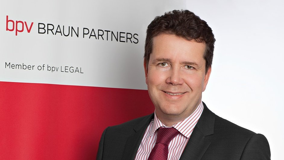 Arthur Braun, managing partner společnosti bpv BRAUN PARTNERS