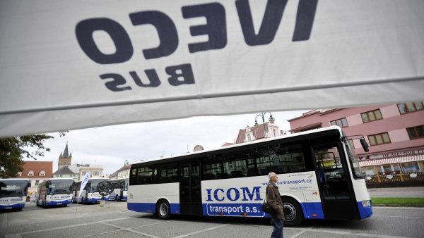 ZČeska se stala autobusová velmoc - Ilustrační foto.