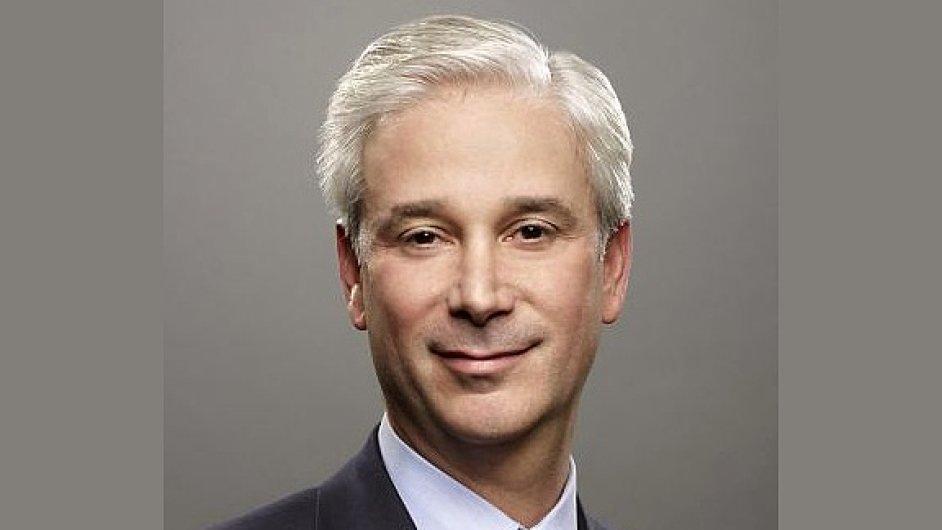 Charles Scharf, generální ředitel vydavatele karet Visa rezignoval
