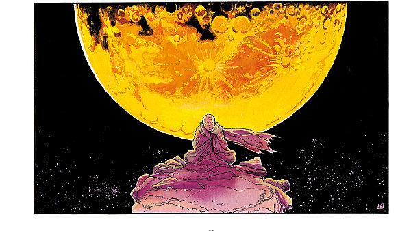 V komiksu na konci 19. století umírá poslední dalajlama a za jeho reinkarnaci je označen sirotek Gabriel, syn bílých průzkumníků.