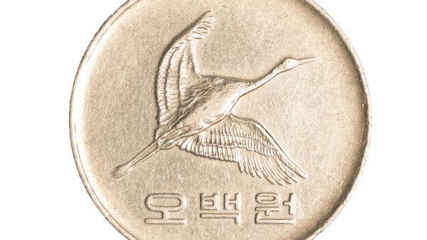 Podle deníku Korea Herald s sebou v současné době již téměř dvě třetiny obyvatel země mince vůbec nenosí - Ilustrační foto.