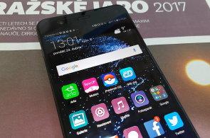 Test: Huawei P10 Plus má lepší displej, fotoaparát, více paměti a hodně sebevědomí