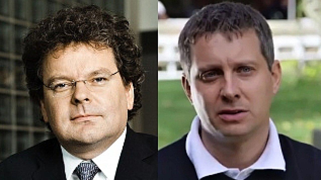 Václav Špáňa a Robert Pinkas posílili tým společnosti Gartner v Čechách a na Slovensku