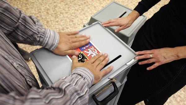 Volby - Ilustrační foto.