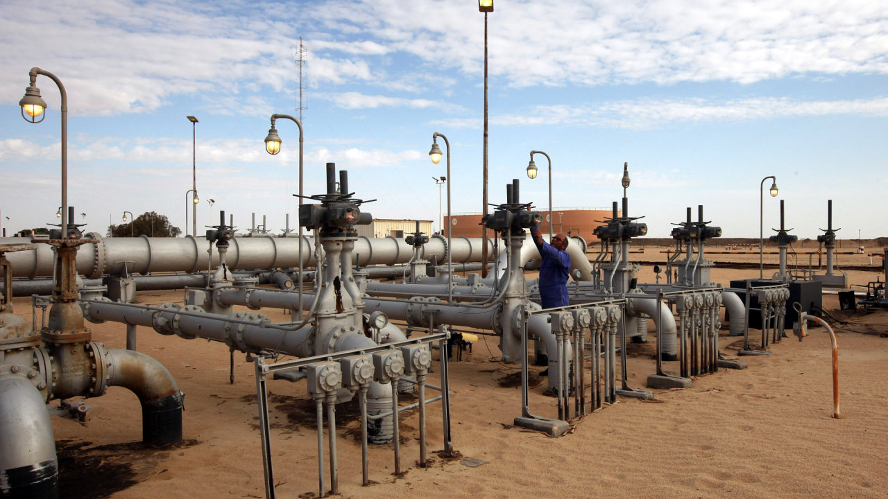 Saúdská Arábie vyvezla do USA nejméně ropy od roku 2009 - Ilustrační foto.