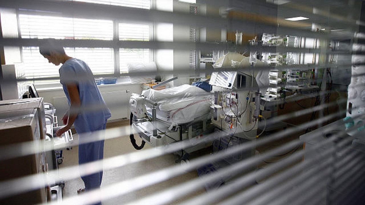 Nemocnice - Ilustrační foto.