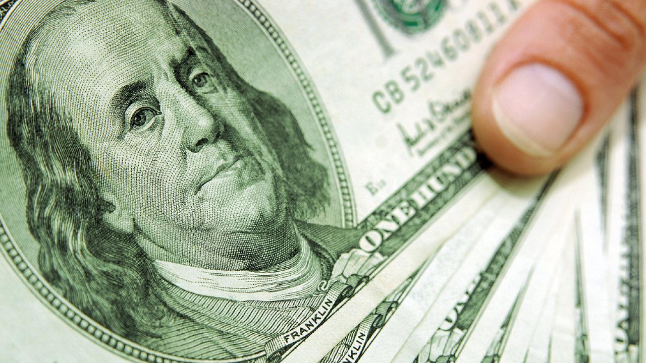 Dolar po údajích o trhu práce vůči koši ostatních předních měn posílil.
