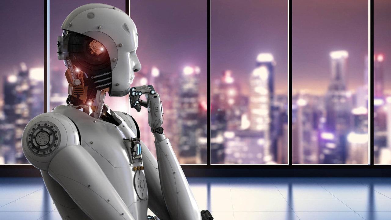 Jak nedávno spočítala poradenská společnost McKinsey, návratnost koupě robotů se pohybuje v prvním roce od jejich nasazení mezi 30 a 200 procenty.