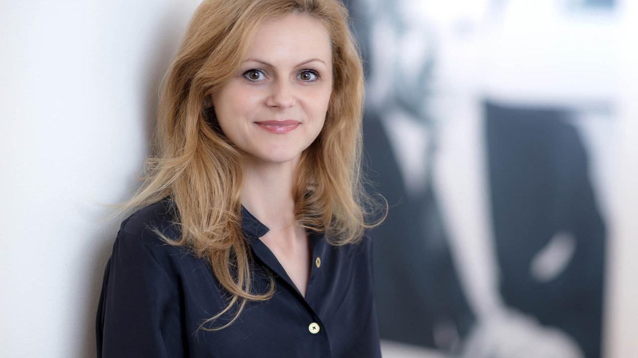 Agnieszka Gorecki (40) je marketingovou ředitelkou společnosti Heineken Česká republika.