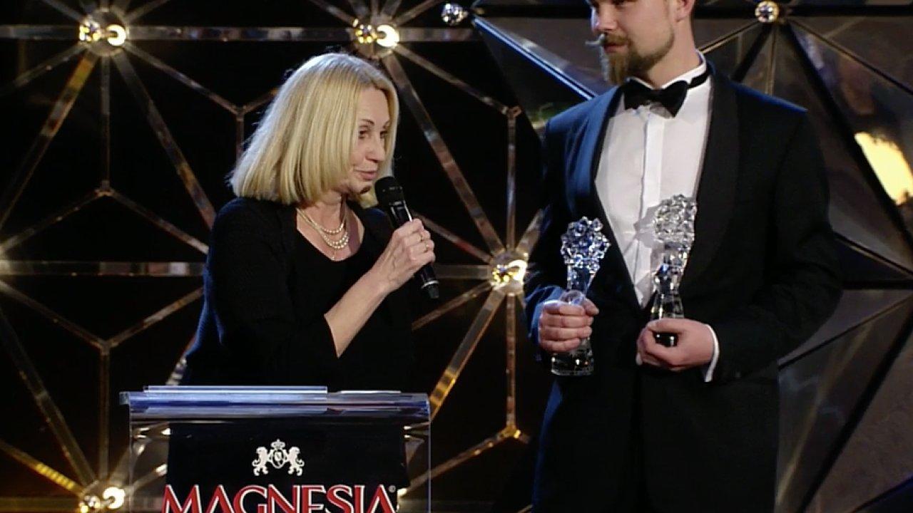 25. Český lev - Olga Sommerová