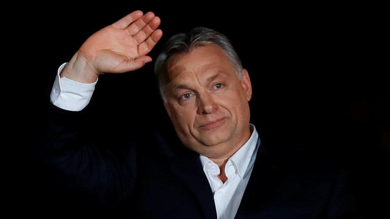 Orbán je pro Maďary otcem národa, kampaň opozice byla jedna velká sebedestrukce, říká Chmiel