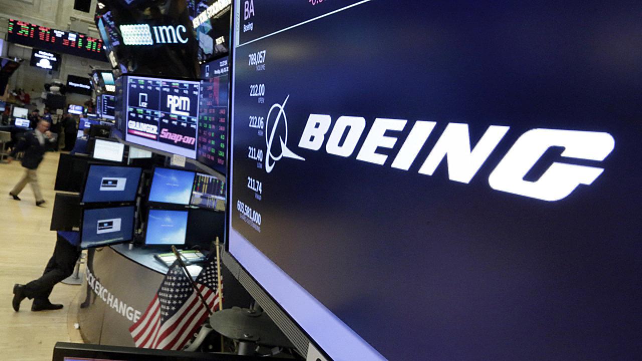 Společnost Boeing vykázala lepší výsledky, než čekali analytici.