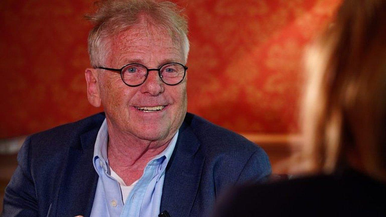 Dlouholetý bývalý europoslanec za francouzské i německé Zelené Daniel Cohn-Bendit.