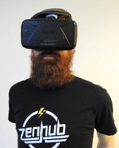 Nakupy ve virtualni realite