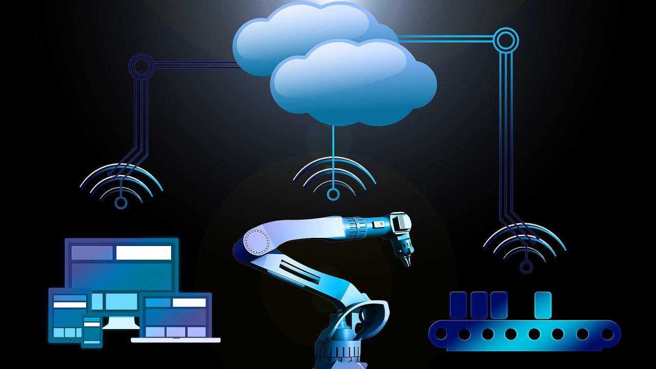 Robotizace, ilustrace