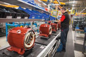 Změna ve výrobě před několika lety vyzdvihla v mohelnickém Siemensu význam logistiky. Podnik už nevyrábí elektromotory na sklad, ale podle jednotlivých objednávek zákazníků.