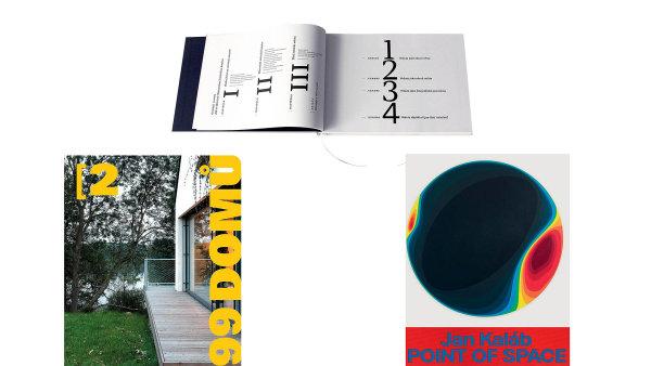 Jak číst obraz, zeď, dům nebo město ukázuje například monografie Jana Kalába nebo publikace mapující vývoj vnímání architektonického obrazu Prahy