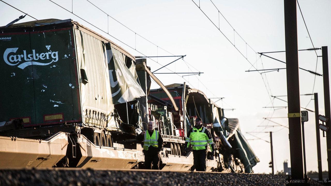 Neštěstí se stalo na mostě spojujícím dánské ostrovy Sjaelland a Fyn.