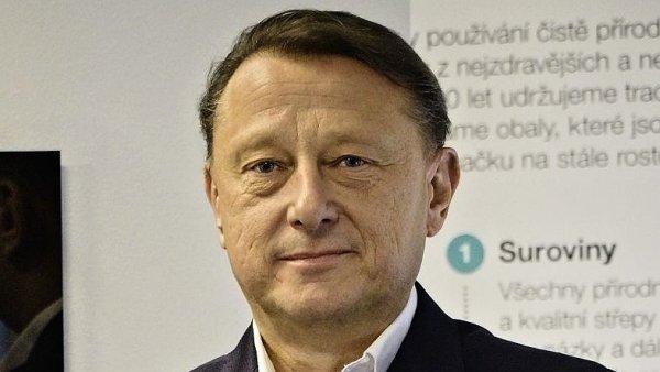 Jaroslav Holán, obchodní ředitel společnosti O-I pro Českou republiku a export
