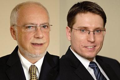 Antonín Mokrý a Karol Laco, advokátní kancelář Taylor Wessing