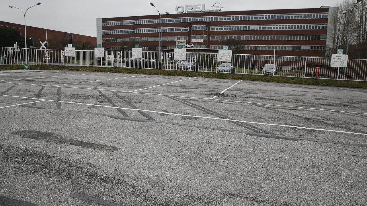 Accolade postaví nový průmyslový objekt namístě, kde automobily vyráběla společnost Opel. Snímek zachycuje továrnu vněmecké Bochumi 5. prosince roku 2014, dne, kdy tu byla ukončena výroba.