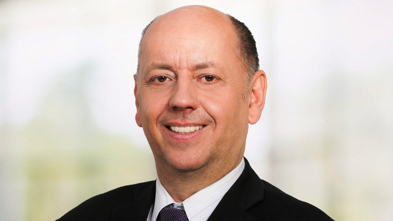 Robert Pastuszek, finanční ředitel pro Českou a Slovenskou republiku společnosti Savills