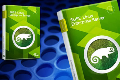 SuSe Linux Enterprise Server, ilustrace