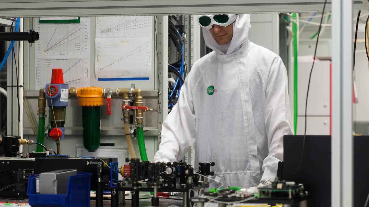 Laserové centrum Dolní Břežany je vědecké výzkumné centrum zaměřené na laserovou techniku a je součástí plánu Evropské unie na vybudování nové generace výzkumných center.
