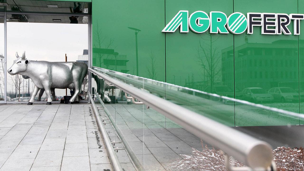 Holding Agrofert by kvůli možnému střetu zájmů premiéra Andreje Babiše mohl přijít ostátní zakázky vhodnotějednotek miliard korun ročně.