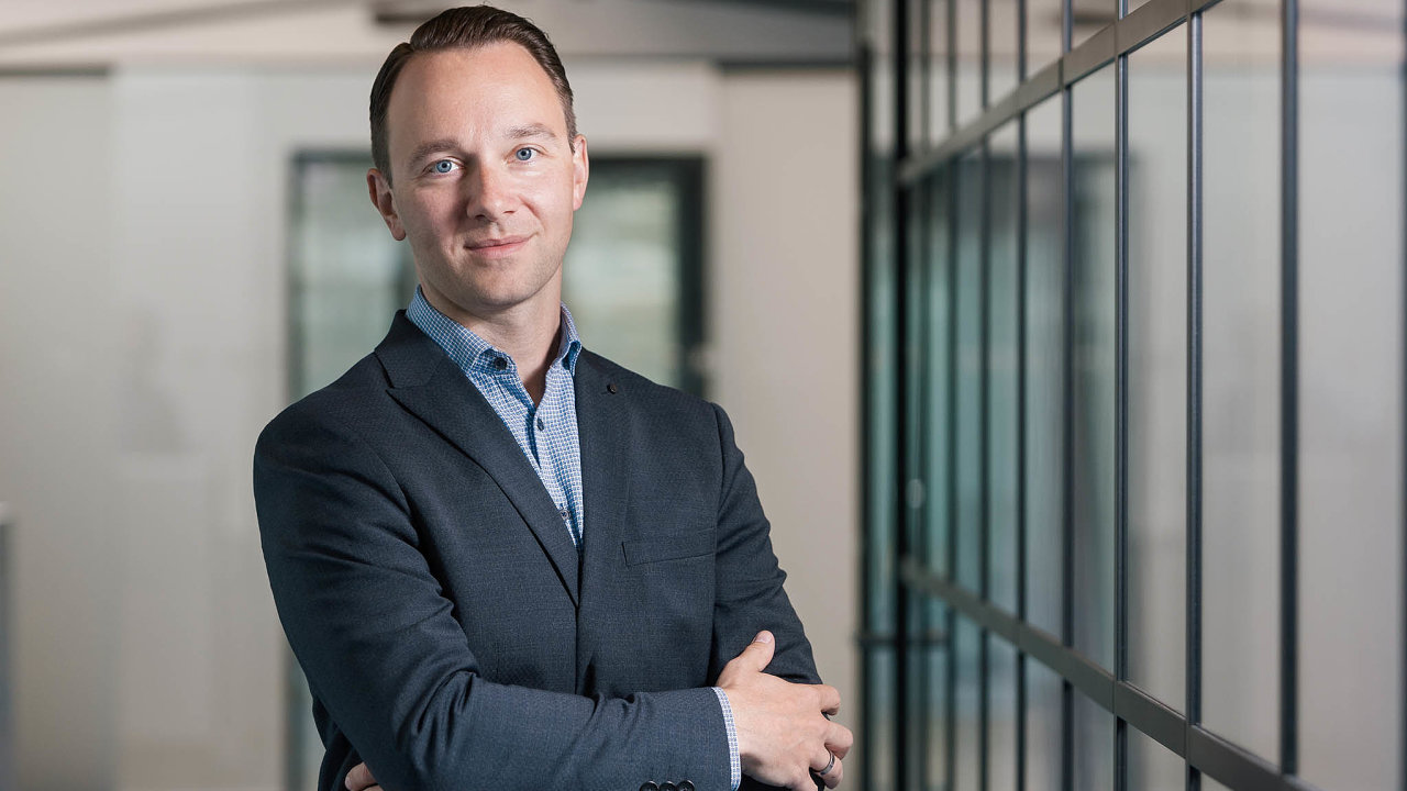 Tomáš Berka, portfolio manažer fondu Nova Real Estate.