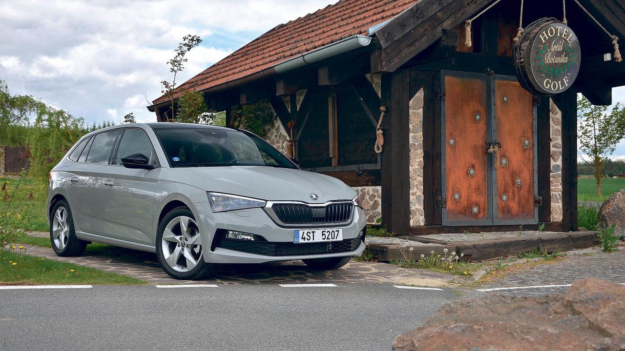 Škoda Scala 1.0 TSI