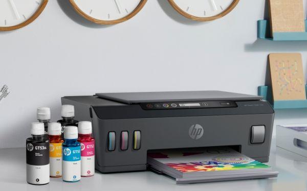 Společnost HP rozšířila portfolio tiskáren o řadu HP Smart Tank