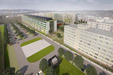Budovy zamiliardy. Ministerstvo vnitra chce mít roku 2024 postaveny naZbraslavi nové budovy, dokterých se přemístí Kriminalistický ústav ačást Policejního prezidia.