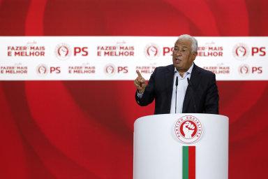 Portugalský premiér António Costa.