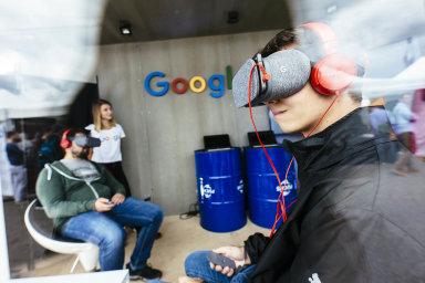 Google je už několik let po sobě nejžádanějším zaměstnavatelem pro vysokoškolské studenty ekonomických oborů aIT.