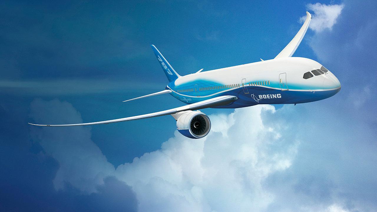 Latecoere Czech Republic vyrábí součástky i pro letoun Boeing 787