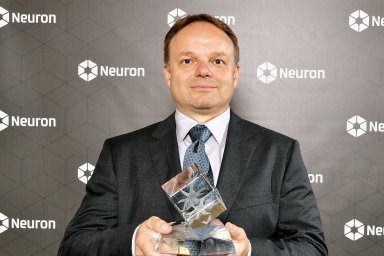 Hlavní ocenění: Botanik Jiří Friml získal Cenu Neuron za celoživotní přínos vědě.