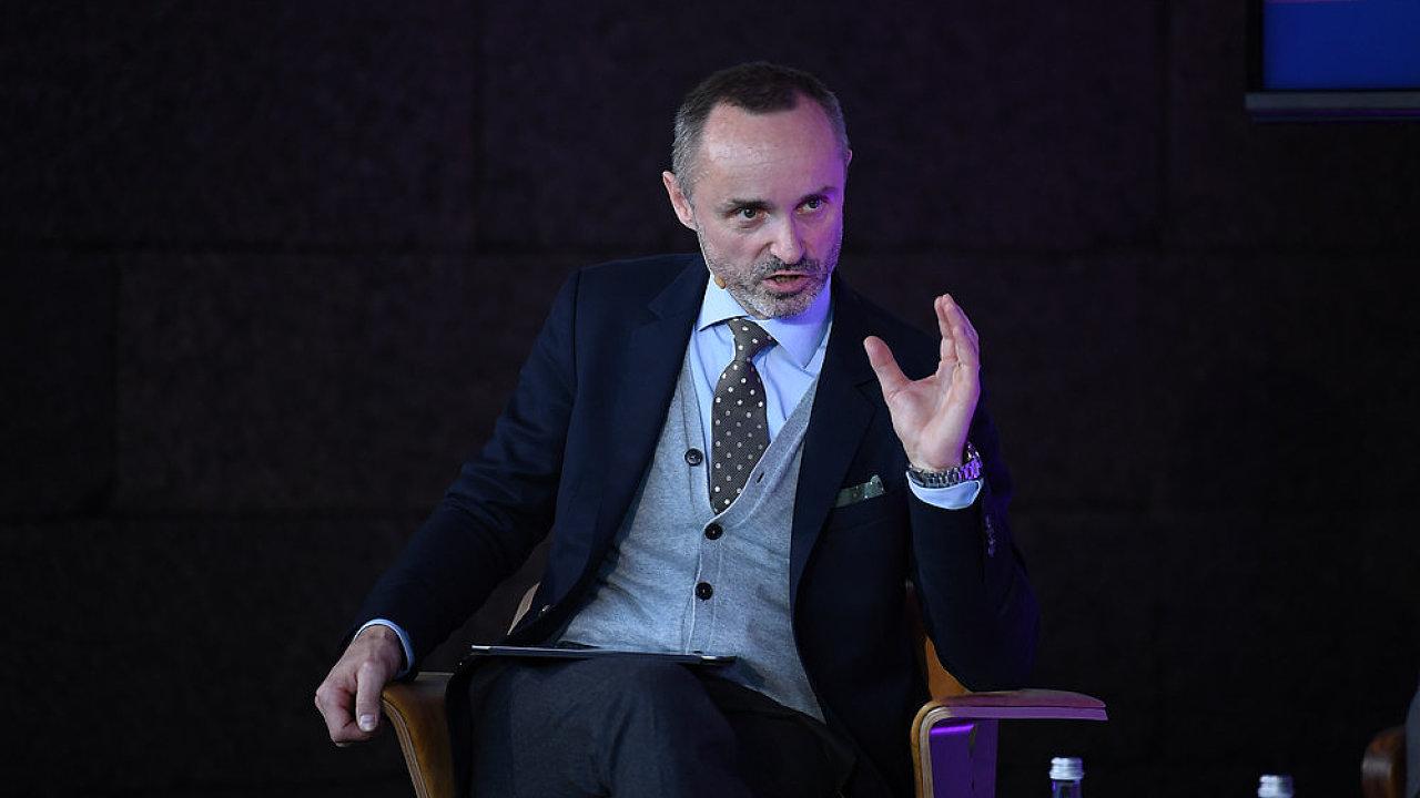 Tomáš Valášek, ředitel Carnegie Europe.