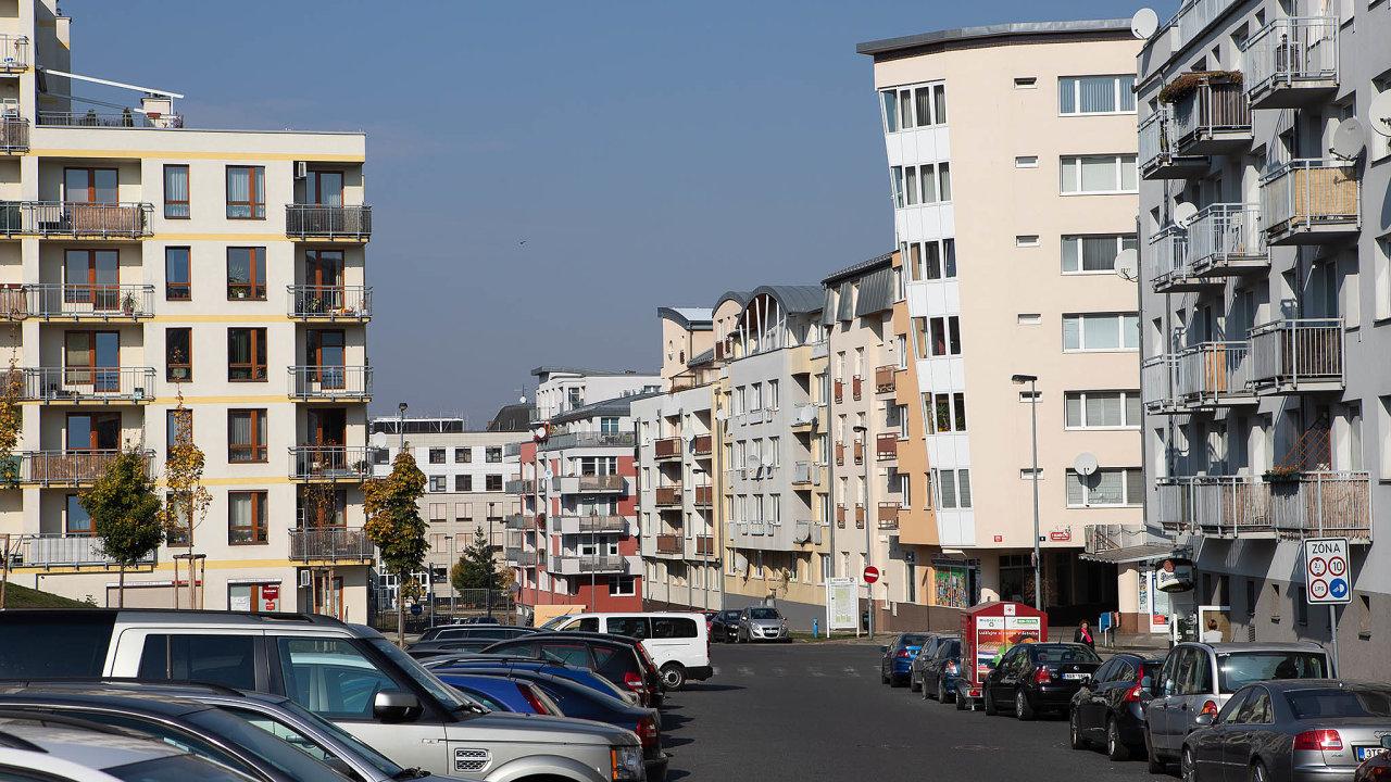 Mezi kategorie, unichž došlo od roku 1991 knejcitelnějšímu zdražování, patří bydlení.