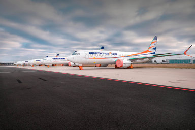 Letouny společnosti Smartwings od března sedí na zemi. A do vzduchu se jen tak nedostanou.