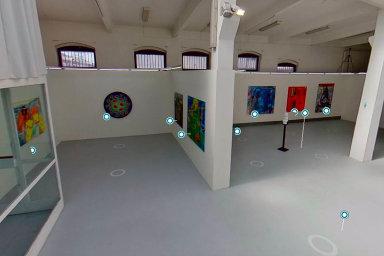 Novou výstavu Trafo Gallery si lze prohlédnout on-line.