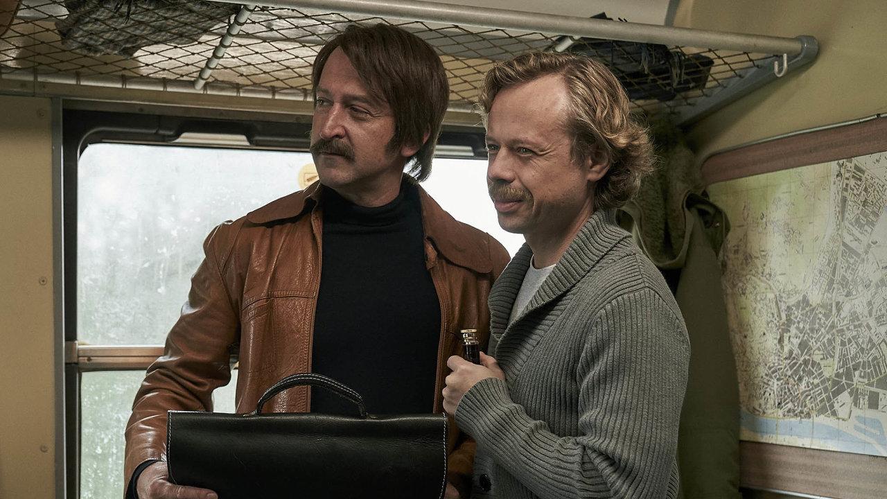 Havel (ČR 2020), premiéra: 23. 7., Bontonfilm