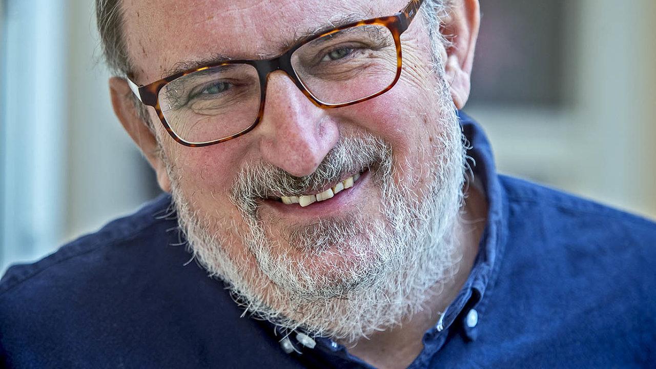 Psychiatr aspoluzakladatel komunitních center Fokus Jan Pfeiffer